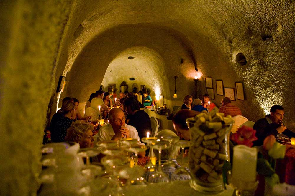 The Wine Bar - Cave